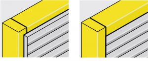 Flanged-and-non-flanged-louvres