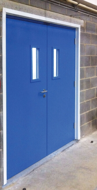 Commercial And Industrial Steel Doors Gallery Sunray