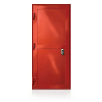 FireLock® single doorset.