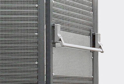 Louvre Doors & Steel Louvre Doors | Security Steel Louvres | Sunray