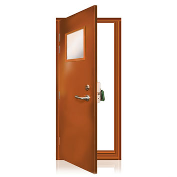ExecDoor® 2 single doorset.