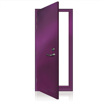 ExecDoor® 3 single doorset.