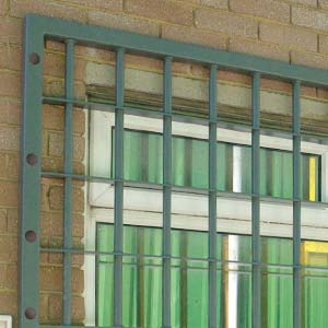 Security Rated Window Grilles