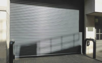 Security Rated Roller Shutters