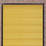 Individual unit widths up to 2.5m wide can be bolted together for wider applications.